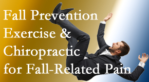 Manahawkin Chiropractic Center shares new research on fall prevention strategies and protocols for fall-related pain relief.