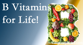 Manahawkin Chiropractic Center shares the importance of B vitamins to prevent diseases like spina bifida, osteoporosis, myocardial infarction, and more!