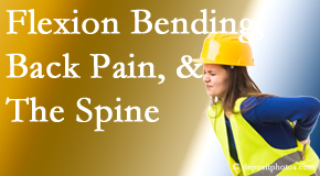 Manahawkin Chiropractic Center helps workers with their low back pain due to forward bending, lifting and twisting.