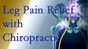 Manahawkin Chiropractic Center provides relief for sciatic leg pain at its spinal source.