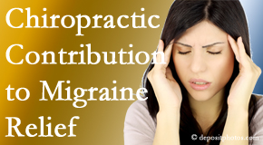 Manahawkin Chiropractic Center offers gentle chiropractic treatment to migraine sufferers with related musculoskeletal tension wanting relief.