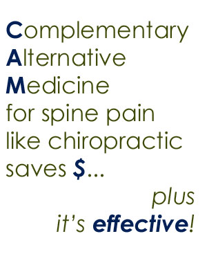 spine pain help from Manahawkin chiropractors