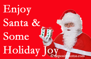 Manahawkin holiday joy and even fun with Santa are studied as to their potential for preventing divorce and increasing happiness.