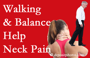 Manahawkin exercise helps relief of neck pain attained with chiropractic care.