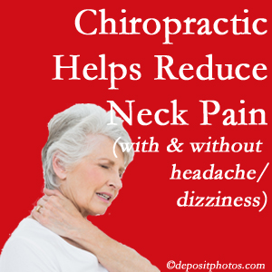 Manahawkin chiropractic care of neck pain even with headache and dizziness relieves pain at a reduced cost and increased effectiveness.