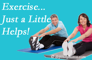 Manahawkin Chiropractic Center encourages exercise for better physical health as well as reduced cervical and lumbar pain.