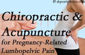 Manahawkin chiropractic and acupuncture may help pregnancy-related back pain and lumbopelvic pain.