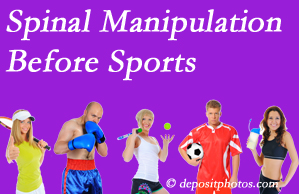 Manahawkin Chiropractic Center offers spinal manipulation to athletes of all types – recreational and professional – to enhance their efforts.