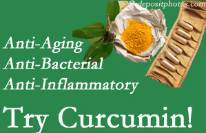 Pain-relieving curcumin may be a good addition to the Manahawkin chiropractic treatment plan.