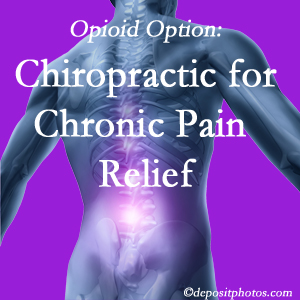 Instead of opioids, Manahawkin chiropractic is beneficial for chronic pain management and relief.